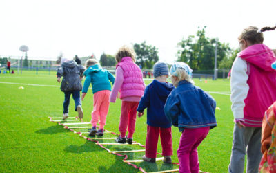 Your Child's Stress and Anxiety – How Physical Activity Can Help